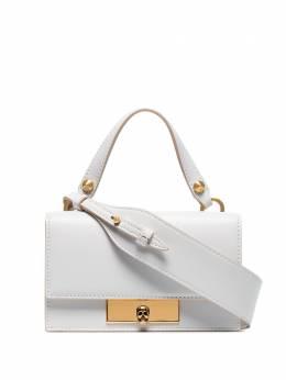 Alexander McQueen сумка на плечо с декором Skull 6282591CW0O