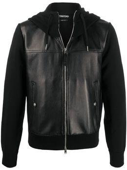 Tom Ford куртка на молнии с капюшоном BUM29TFK154
