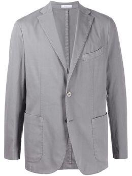 Boglioli легкий пиджак на пуговицах N1302QBAP420