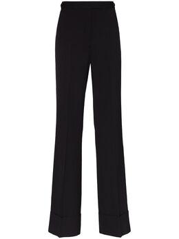 Lemaire прямые брюки с завышенной талией W201PA265LF431