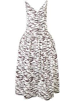 Rejina Pyo платье Julianne с принтом F273