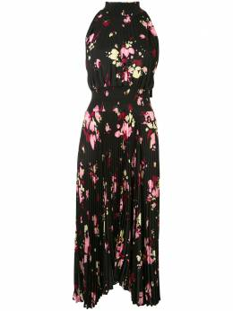A.L.C. плиссированное платье Renzo 6DRES00831