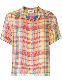 Monse рубашка Havana MS200550BKW