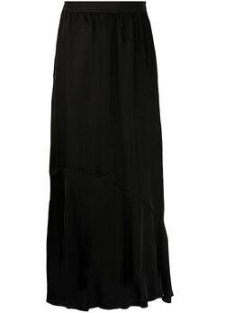Ann Demeulemeester расклешенная юбка без застежки 20011702P138