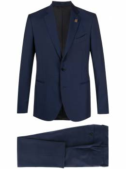 Lardini костюм-двойка узкого кроя EI7800AEEIRP54487