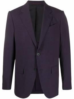 Ermenegildo Zegna однобортный пиджак строгого кроя 73950715M220