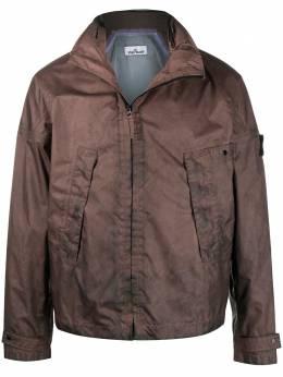 Stone Island куртка на молнии MO721541524