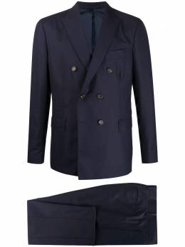Eleventy кашемировый костюм-двойка A75ABUA04TES0A075