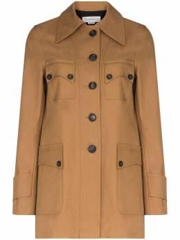 Victoria Beckham куртка в стиле сафари 1220WJK001302D