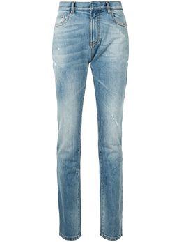 Faith Connexion джинсы кроя слим с эффектом потертости M5560D00026