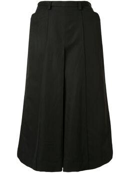 Lemaire укороченные брюки палаццо W201PA268LF437