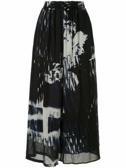 Y's укороченные брюки широкого кроя YNP07208