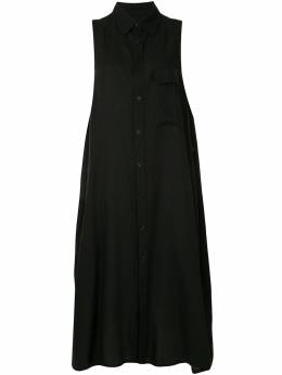 Y's платье-рубашка без рукавов YND09205