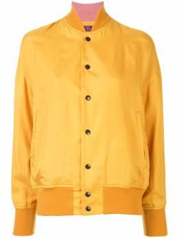 Y's куртка-бомбер с принтом YSY40430