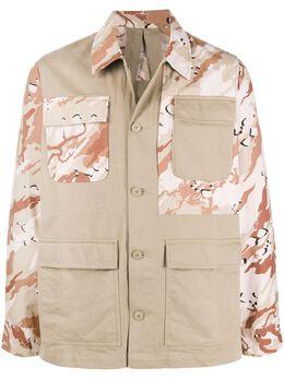 Maharishi куртка-рубашка Chore 8563