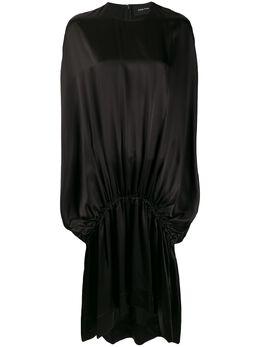 Simone Rocha платье с заниженной талией 3732