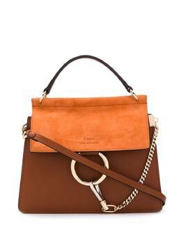 Chloe сумка-тоут Faye с цепочкой CHC20SS203H2O