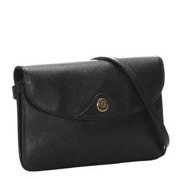 Dior Black Leather Crossbody Bag 281913