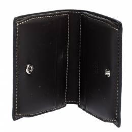 Gucci Brown GG Supreme Canvas Card Case 284749