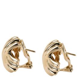 Tiffany & Co. X 18K Yellow Gold Earrings 284837