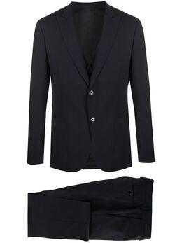 Dell'oglio строгий костюм-тройка EJ7811E543038154552