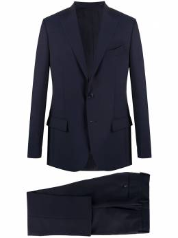 Dell'oglio костюм-двойка с однобортным пиджаком EJ7700E54308