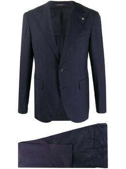 Tagliatore клетчатый костюм с однобортным пиджаком 2SVS26B1106QEA308