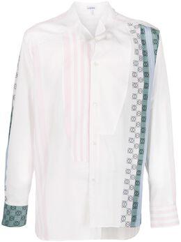Loewe рубашка с принтом Anagram H2109060GA