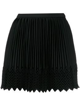 Marco De Vincenzo плиссированная юбка с подолом зигзаг MQ5232MDVCA01