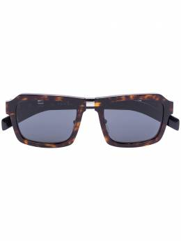 Prada Eyewear солнцезащитные очки Havana черепаховой расцветки 0PR09XS8056597133937