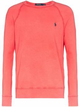 Polo Ralph Lauren толстовка с вышитым логотипом 710644952026