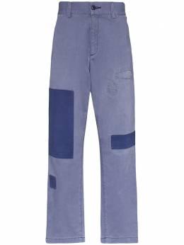 Neighborhood брюки в технике пэчворк 201YTNHPTM05