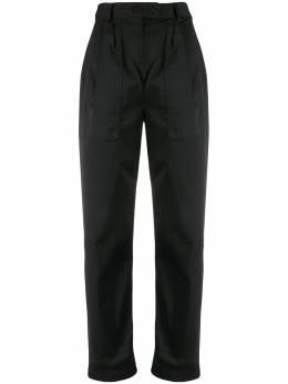 Nili Lotan брюки с подворотами 10916W38