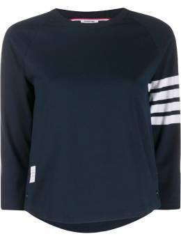 Thom Browne футболка с полосками FJS057A06221