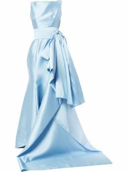 Bambah длинное платье 'Sylvia Sabrina' AW18BMFW1809