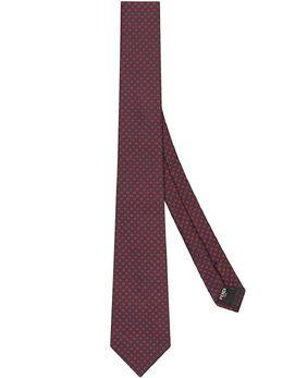 Fendi галстук с узором FF FXC160AAQZ