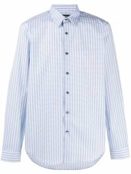 Theory рубашка Irving в полоску K0174531