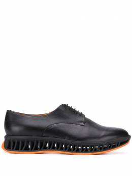 Clergerie туфли дерби Maka MAKA