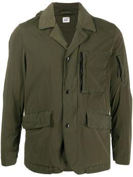 C.P. Company легкая куртка на молнии 08CMBZ193A001020G