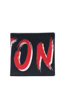 Kiton бумажник с логотипом UPVEKIN00803