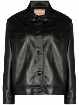 Materiel куртка из искусственной кожи MBR2TAMA268JKBK