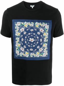 Kenzo футболка с принтом FA55TS0704V4