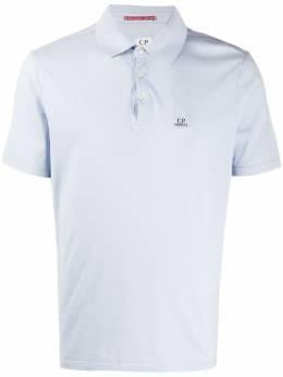 C.P. Company рубашка поло с короткими рукавами 08CMPL078A000444G
