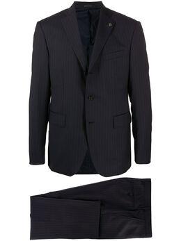 Tagliatore костюм-двойка в тонкую полоску 2FNA23B0112REA314