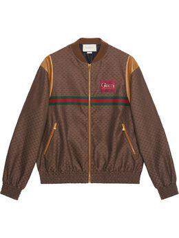Gucci куртка на молнии с узором GG 623219XJCKV