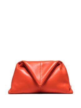 Bottega Veneta клатч-конверт с откидным клапаном 622712VCP30
