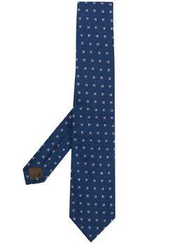 Church's geometric pattern tie H01513