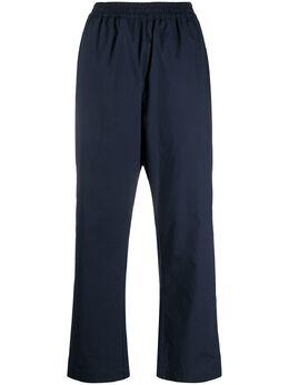 Alberto Biani спортивные брюки прямого кроя ABP001C1208