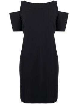 La Petite Robe Di Chiara Boni платье-трапеция Zhavia с открытыми плечами ZHAVIALBIS