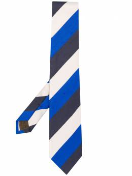Church's striped pointed tip tie H01525